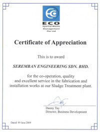 Eco-Cert-Appreciation