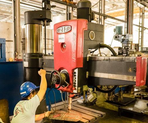 Drilling-Machine