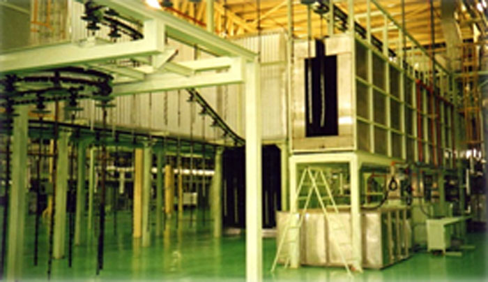 Fabrication of Process Equipment   Malaysia  Seremban